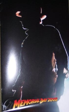 Indy Teaser Poster